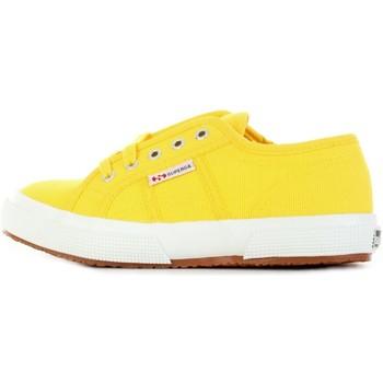 Schuhe Jungen Babyschuhe Superga S0003C0 Gelb