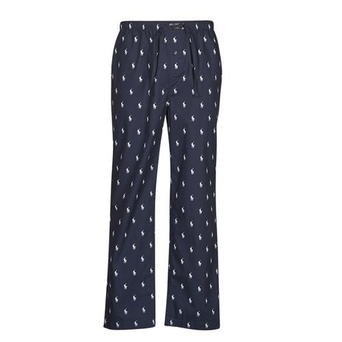 Kleidung Herren Pyjamas/ Nachthemden Polo Ralph Lauren PJ PANT SLEEP BOTTOM Marine