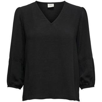 Kleidung Damen Tops / Blusen Jacqueline De Yong 15226911 Schwarz