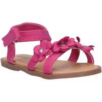 Schuhe Mädchen Sandalen / Sandaletten Urban B125980-B1758 Rosa