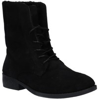 Schuhe Damen Low Boots Urban B752288-B6600 Negro