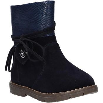 Schuhe Mädchen Boots Urban B172183-B1758 Azul