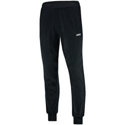 Kleidung Jungen Hosen Jako Sport Poly Classico 9250K-08 schwarz