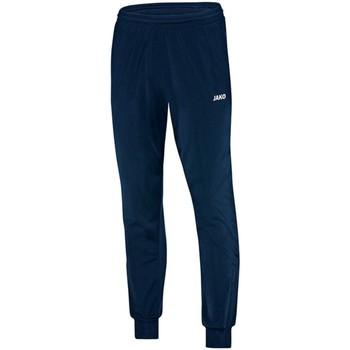 Kleidung Jungen Hosen Jako Sport 9250-09 Polyesterhose blau