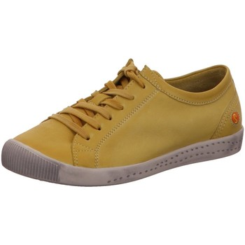Schuhe Damen Derby-Schuhe Softinos Schnuerschuhe Isla P900154538 gelb