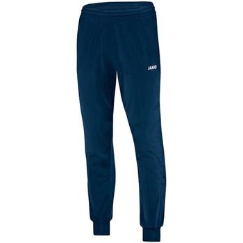 Kleidung Jungen Hosen Jako Sport Polyesterhose Classico 9250K 42 blau