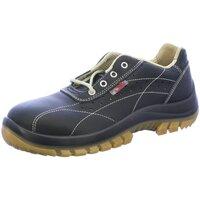 Schuhe Herren Sneaker Low Sioux Schnuerschuhe Tils 81 schwarz