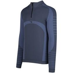 Kleidung Herren Langarmshirts Diadora Sport 1/2 ZIP LS T-SHIRT ADV 102.173432 60027 Other