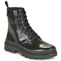 Schuhe Boots Palladium PALLATROOPER Schwarz