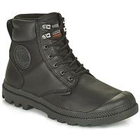 Schuhe Boots Palladium SPORTCUFF ESSENTIAL WATERPROOF Schwarz