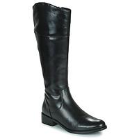 Schuhe Damen Klassische Stiefel San Marina SEANA Schwarz