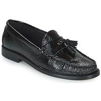 Schuhe Damen Slipper San Marina LIA/VS Schwarz