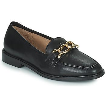 Schuhe Damen Slipper San Marina MARCIE Schwarz