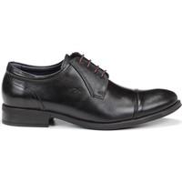 Schuhe Herren Derby-Schuhe Fluchos 8412 HERACLES MEMORY STK SCHWARZ