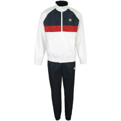 Kleidung Herren Jogginganzüge Sergio Tacchini Ansley Tracksuit Weiss