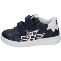 Schuhe Jungen Sneaker Low Balducci BS2400 Blau
