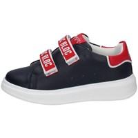 Schuhe Jungen Sneaker Low Balducci BS2202 BLAU