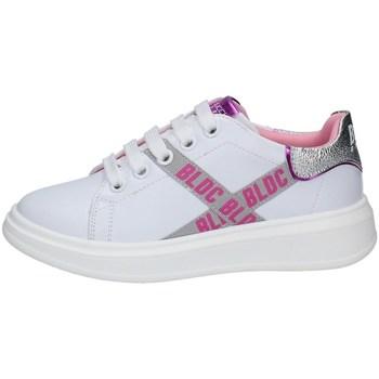 Schuhe Mädchen Sneaker Low Balducci BS2201 Weiss