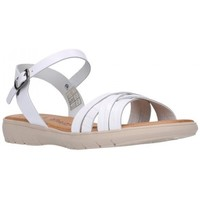 Schuhe Damen Sandalen / Sandaletten Lola Rico 942 Mujer Blanco blanc