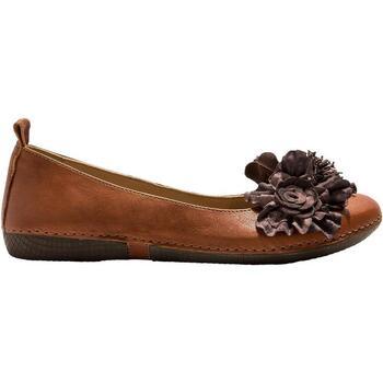 Schuhe Damen Ballerinas Neosens 331172180003 CUERO