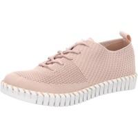 Schuhe Damen Sneaker Low La Strada Schnuerschuhe Sneaker 1903190-4523 beige