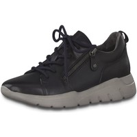 Schuhe Damen Sneaker Low Jana Schnuerschuhe 100% C 88 23730 25 805 blau