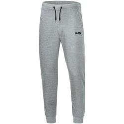 Kleidung Herren Jogginghosen Jako Sport Jogginghose Base mit Bündchen 6565 41 grau
