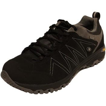 Schuhe Herren Sneaker Low Brütting Schnuerschuhe Mount Kapela Low 211299 schwarz