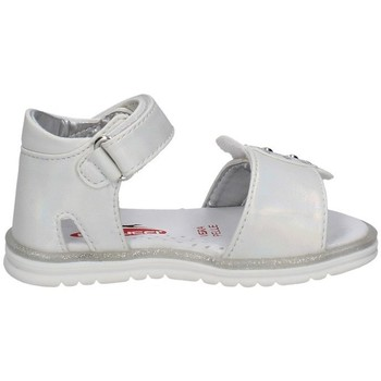 Schuhe Mädchen Sandalen / Sandaletten Balducci BS2720 Weiss