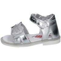 Schuhe Mädchen Sandalen / Sandaletten Balducci BS2540 SILBER