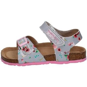 Schuhe Mädchen Sandalen / Sandaletten Balducci BS2385 Grau