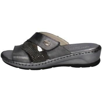 Schuhe Damen Pantoffel Florance 22625 FÜHREN