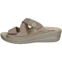 Schuhe Damen Pantoffel Robert 32822-2 SEIL