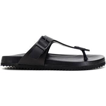 Schuhe Herren Sandalen / Sandaletten Café Noir C1ST1520 NERO