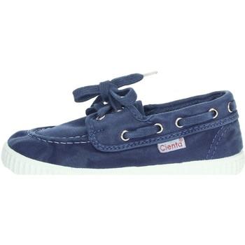 Schuhe Jungen Slipper Cienta 72777 Blau