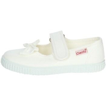 Schuhe Mädchen Ballerinas Cienta 56060 Weiss