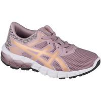 Schuhe Kinder Sneaker Low Asics Gel-Quantum 90 2 GS Rose
