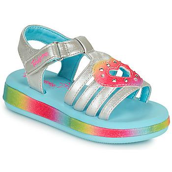Schuhe Mädchen Sandalen / Sandaletten Skechers SUNSHINES/FAIRY HEARTS Multicolor