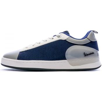 Schuhe Herren Sneaker Low Vespa V00005-808-71 Blau