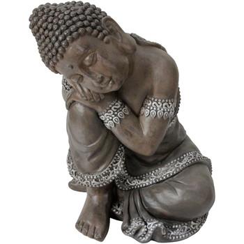 Home Statuetten und Figuren Signes Grimalt Buddha Marrón
