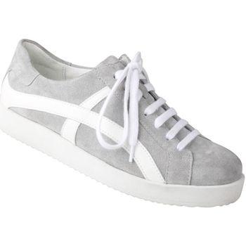 Schuhe Damen Sneaker Low Lei By Tessamino Damensneaker Nora Farbe: grau grau