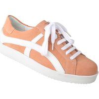 Schuhe Damen Sneaker Low Lei By Tessamino Damensneaker Nora Farbe: orange orange