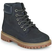 Schuhe Jungen Boots Citrouille et Compagnie PACITO Blau