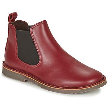 Schuhe Kinder Boots Citrouille et Compagnie HOVETTE Bordeaux