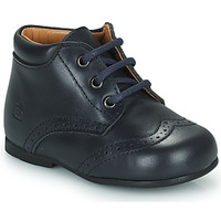 Schuhe Kinder Boots Citrouille et Compagnie PAULO Marine