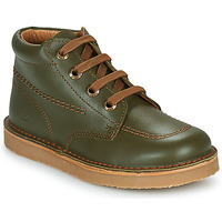 Schuhe Jungen Boots Citrouille et Compagnie PIMON Grün