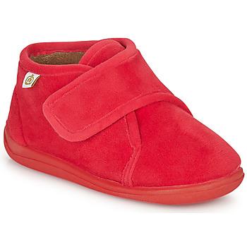 Schuhe Kinder Hausschuhe Citrouille et Compagnie HALI Rot