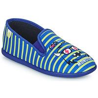 Schuhe Jungen Hausschuhe Citrouille et Compagnie PAKITEL Blau