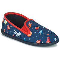 Schuhe Jungen Hausschuhe Citrouille et Compagnie PAKITEL Marine