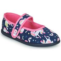 Schuhe Mädchen Hausschuhe Citrouille et Compagnie PIVONA Marine